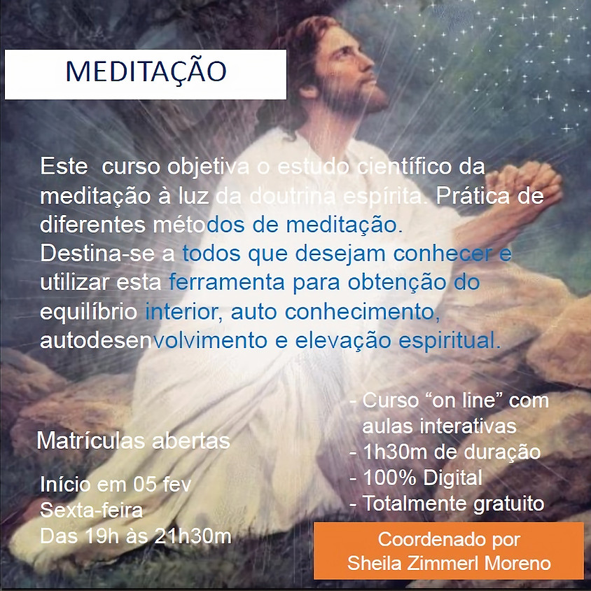 Curso: Meditação
