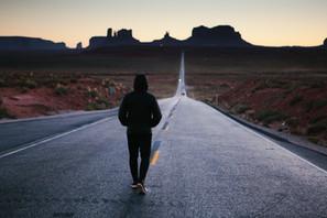 기를 쓰고 좁은 길을 가야하는 이유