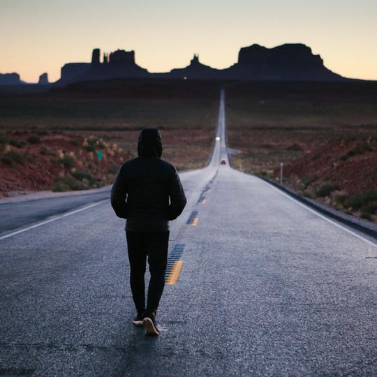 Lone Walk