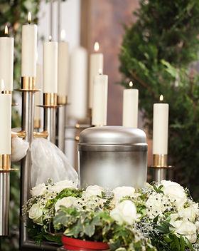 Fiori-candele-Funeral