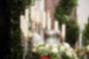 Flowers-Candles-Funeral