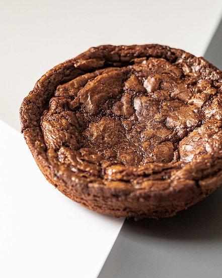 Noir Brookie- Single cookie