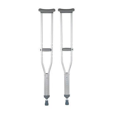 McKesson Crutches Adult 350lbs Aluminum