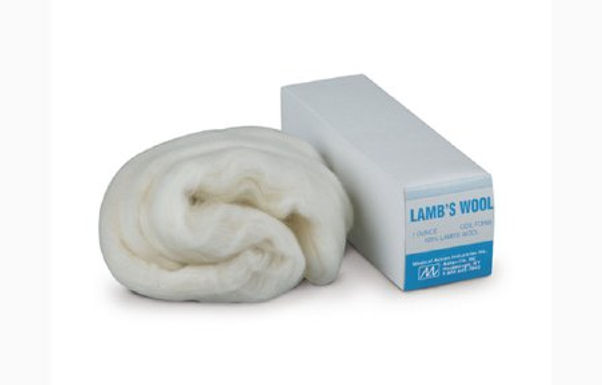 Padding Undercast 45 in Lamb's Wool Non Sterile