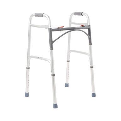 Folding Walker Adjustable Height McKesson
