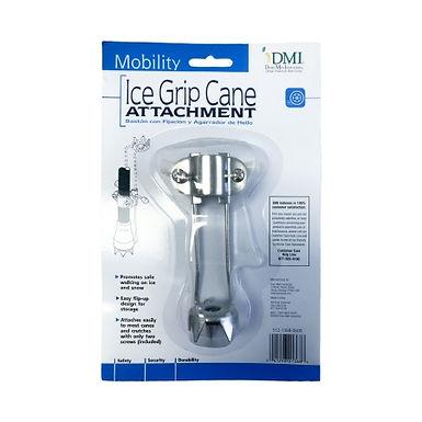 Cane Ice Grip Tip