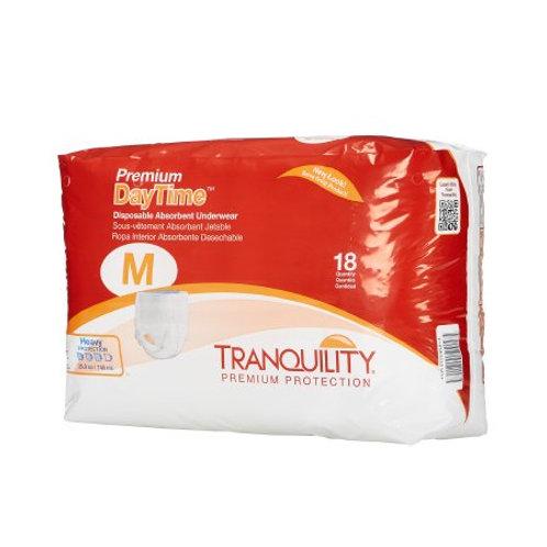Premium Daytime Medium Unisex Adult Absorbent Underwear Tranquility®