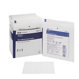 Non Adherent Dressing Telfa Ouchless Cotton 3x4in Sterile