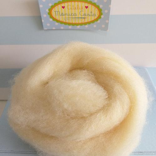 Lã de feltragem natural