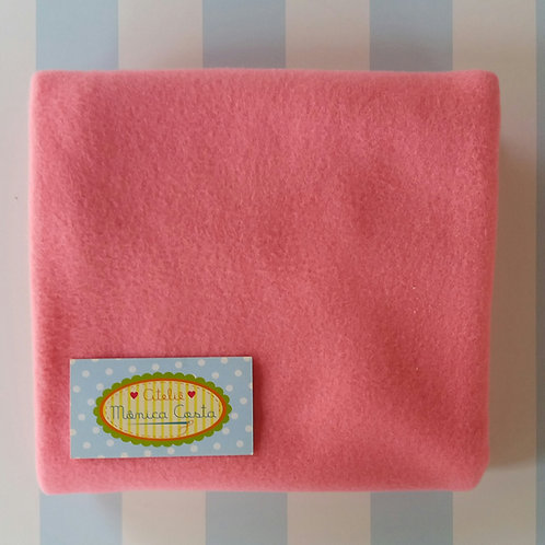 Micro Soft rosa chiclete