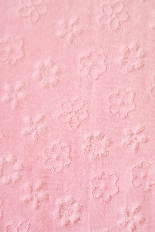 Plush de Flores Rosa BB