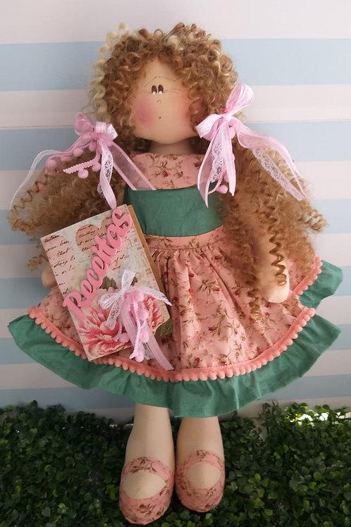 Apostila Digital Boneca Maria Alice