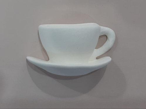 Mini meia xícara