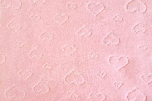 Plush Coração Rosa