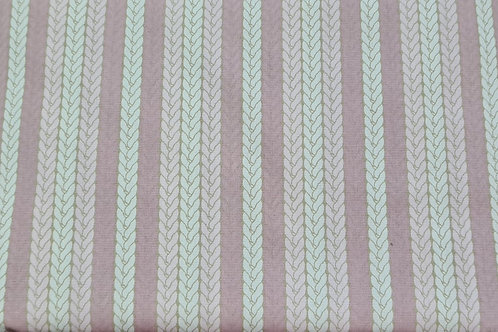 Tecido Textura Trico Rosa