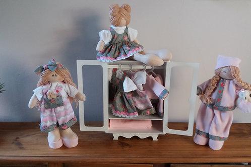 Apostila digital bonecas do guarda roupa