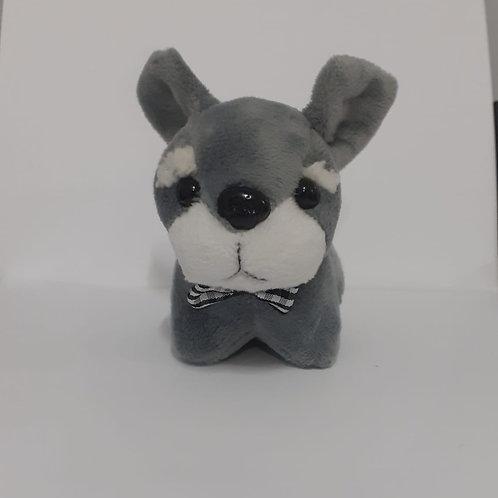 Cachorrinho cinza mod 02