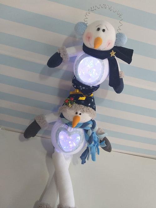 Apostila Digital Boneco de Neve Brilhante