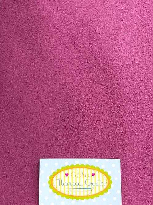Micro Soft Uva Bordo