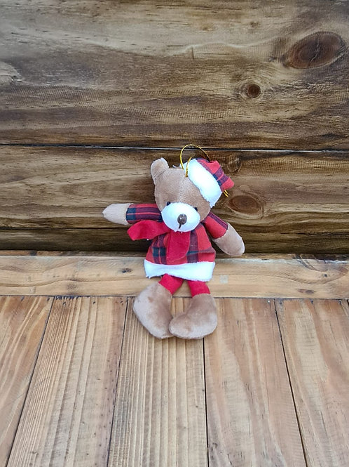 Urso de Natal