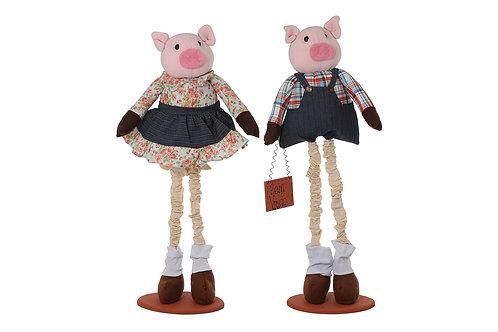 Apostila digital Casal de Porco em Pé