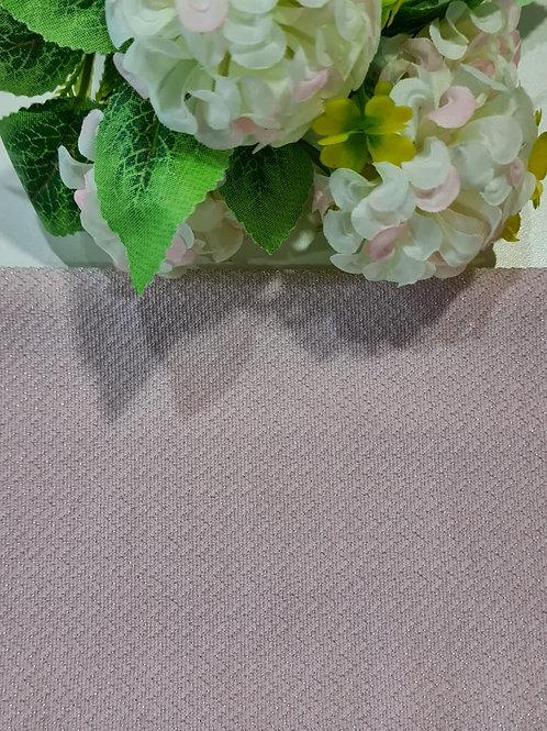 Tecido rosa com brilho