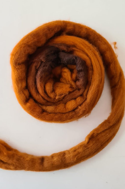 Lã feltragem Chocolate