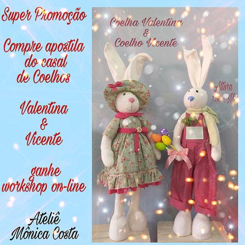 Apostila Digital Coelha Valentina e Coelho Vicente