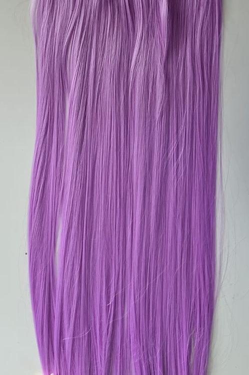 Cabelo Longo Liso - lilás