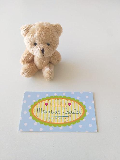 Urso Caramelo 8 cm