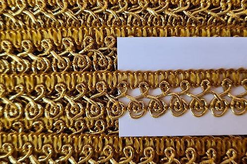Passamanaria Dourada Rococó