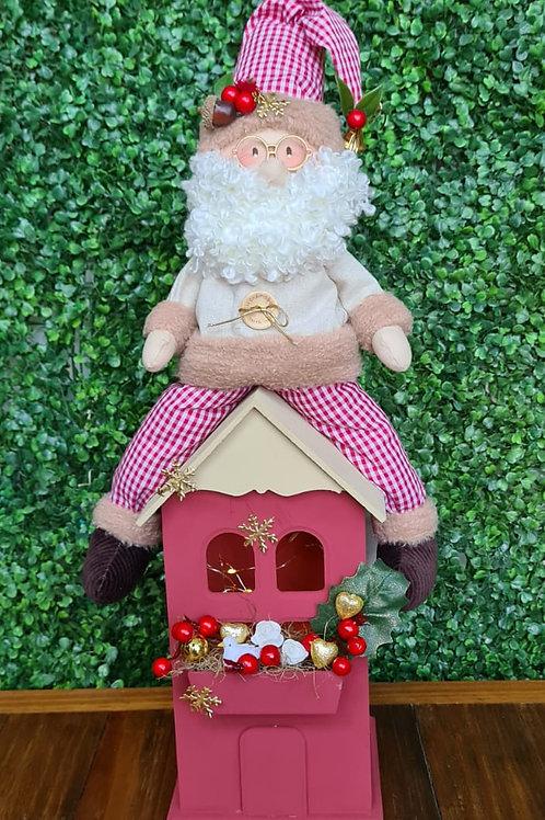 Apostila Digital Papai Noel na Casinha
