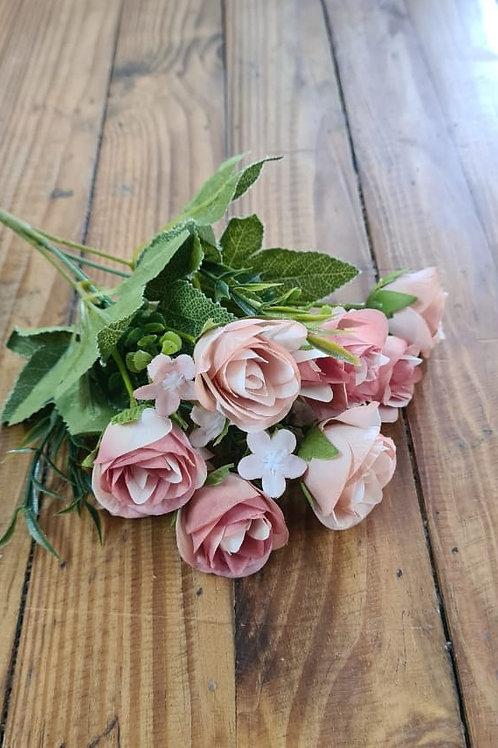 Buque de Rosas Envelhecido