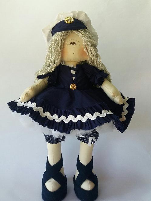 Boneca Marinheira
