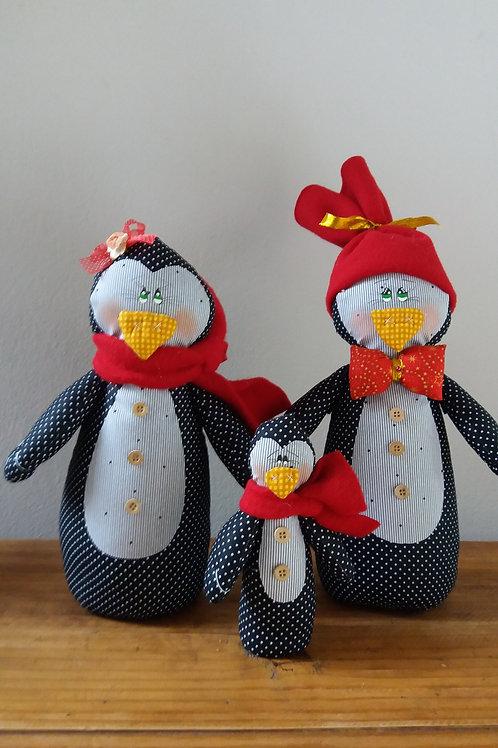 Apostila Digital Família de Pinguim