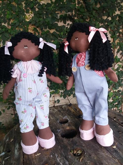Apostila digital boneca Fernanda