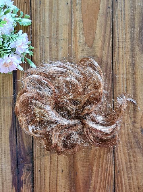 cabelo sintético Chanel loiro avermelhado