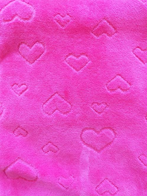 Plush Coração Pink