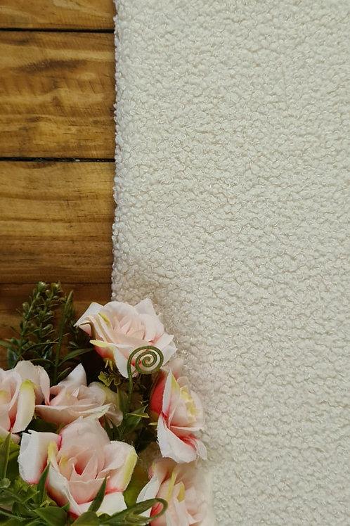 Pelúcia pipoca Branca 1 metro