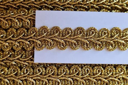 Passamanaria Dourada Arabesco