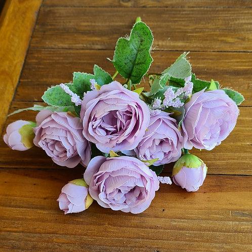 Buque Rosa Delicada lilás