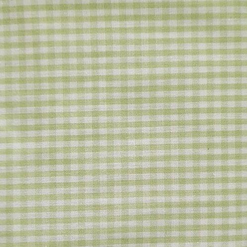Tecido Xadrez Verde