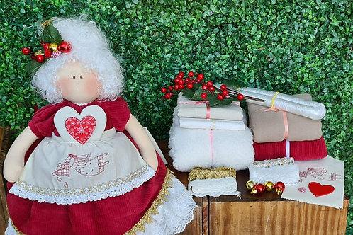 kit Material Senhora Noel