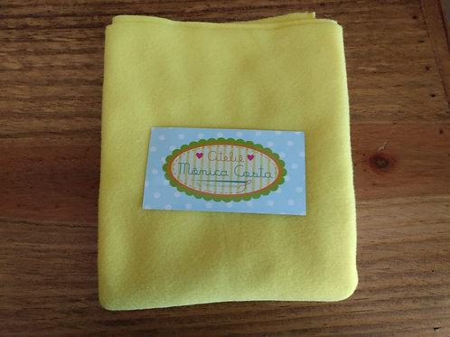 Micro Soft Amarelo