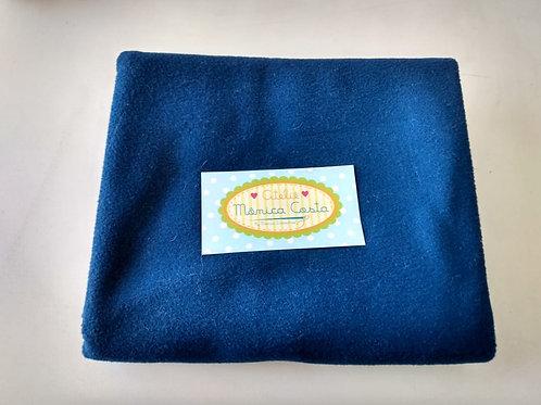 Micro Soft Azul Marinho