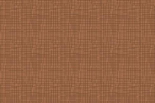 Tecido Textura Laranja Tijolo