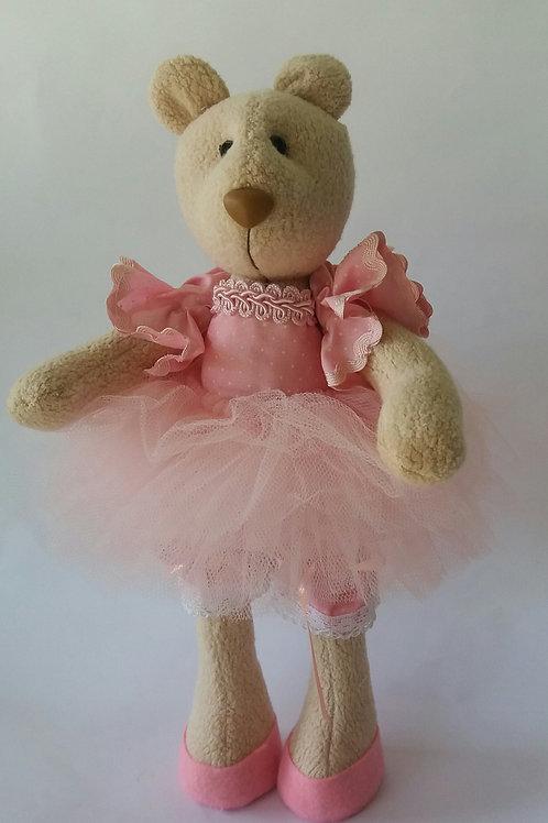 Boneca Ursa Bailarina G