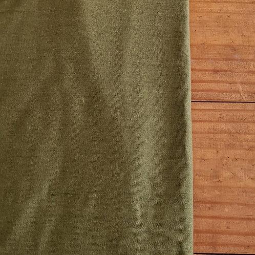 Linho verde oliva