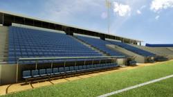 Cruzeiro Arena - Terrace