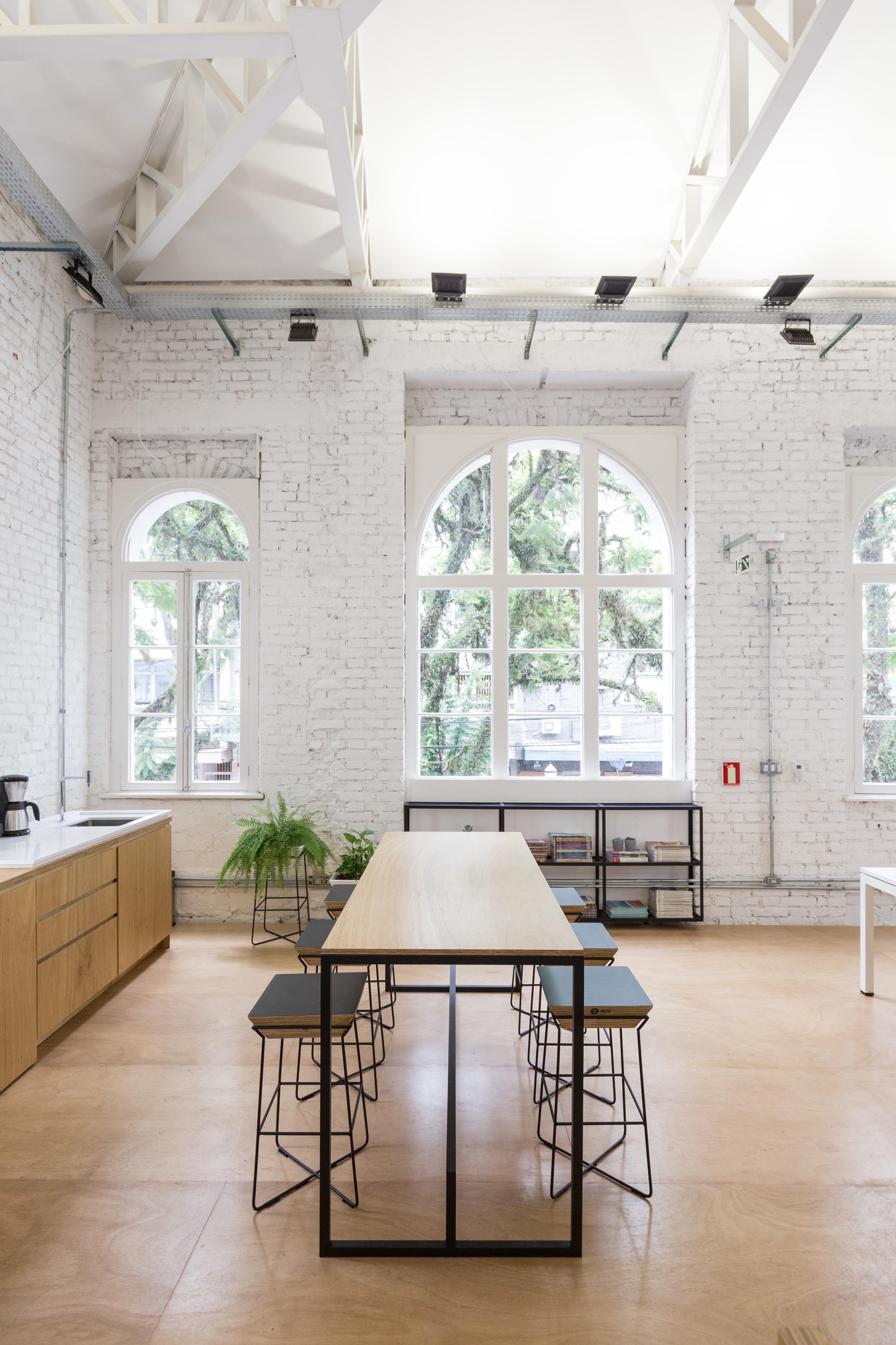 Republica 358 - Office kitchen